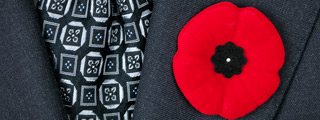 The Lapel Poppy