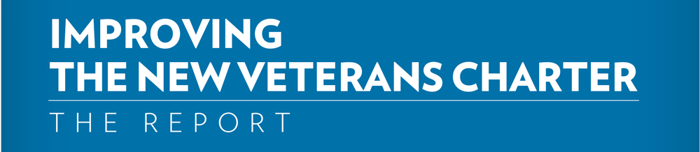 Review of New Veterans Charter Requires Structure and Identification of Parties to be Included
