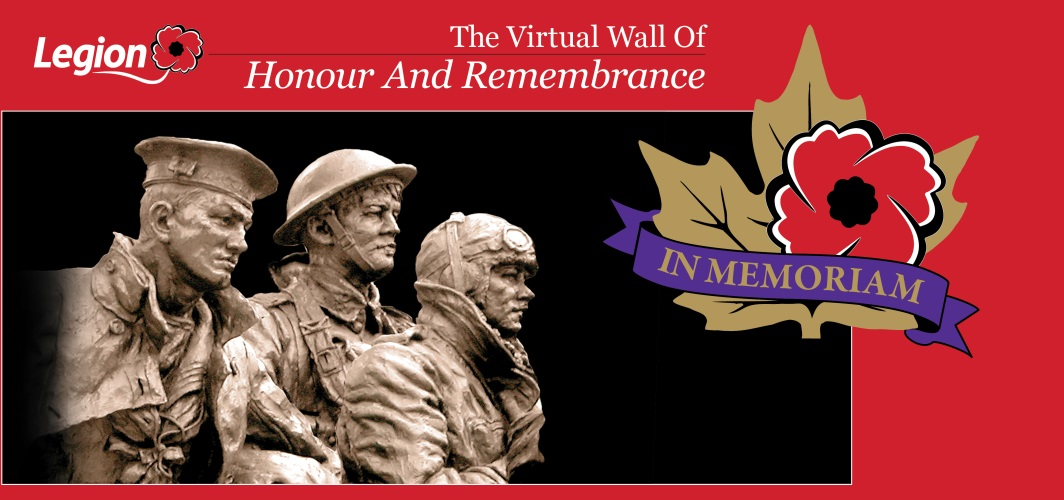 Virtual Wall of Honour and Remembrance