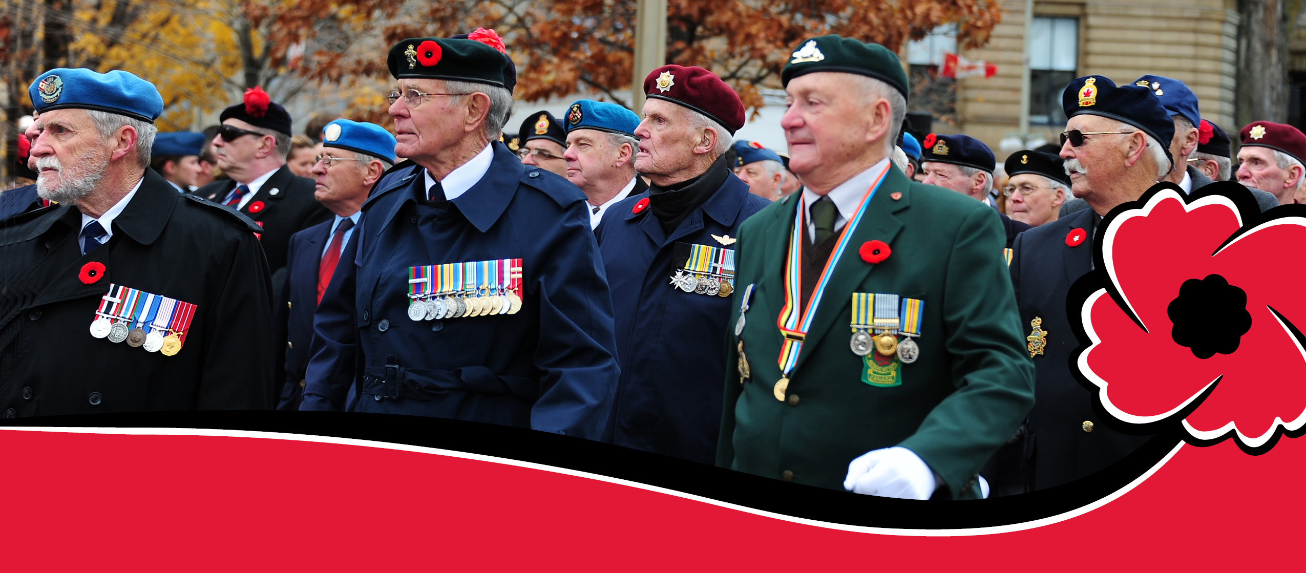 <!--:en-->Canadians Wear a Poppy to Remember<!--:-->