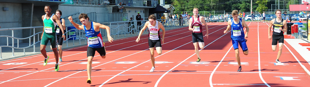 Successful Legion National Youth Track and Field Championships