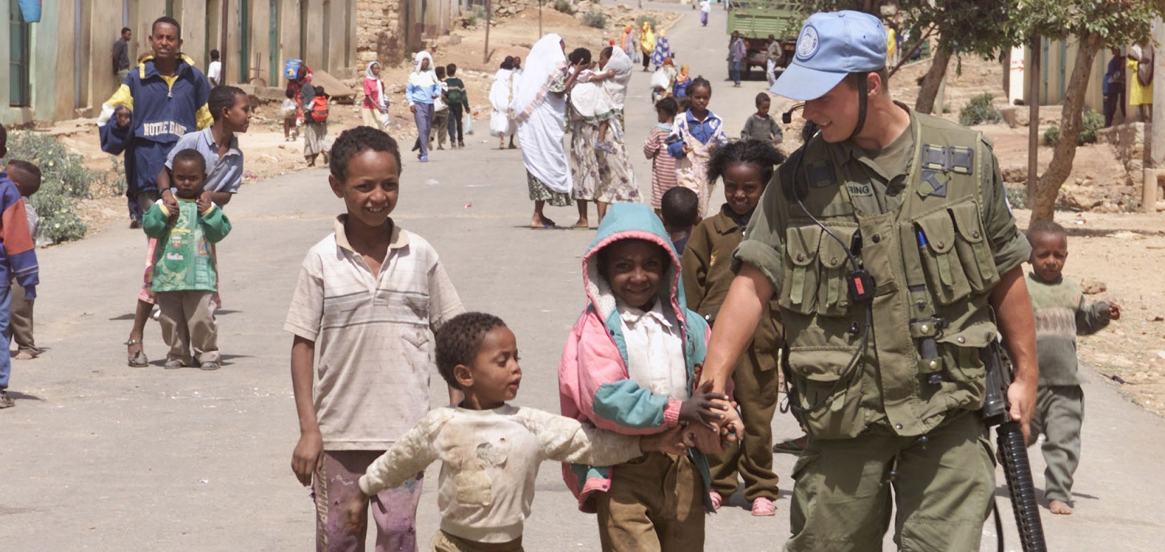 National Peacekeepers Day