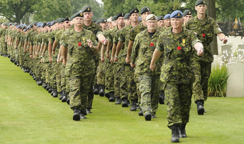 Legion Selects Candidate for Annual Nijmegen March