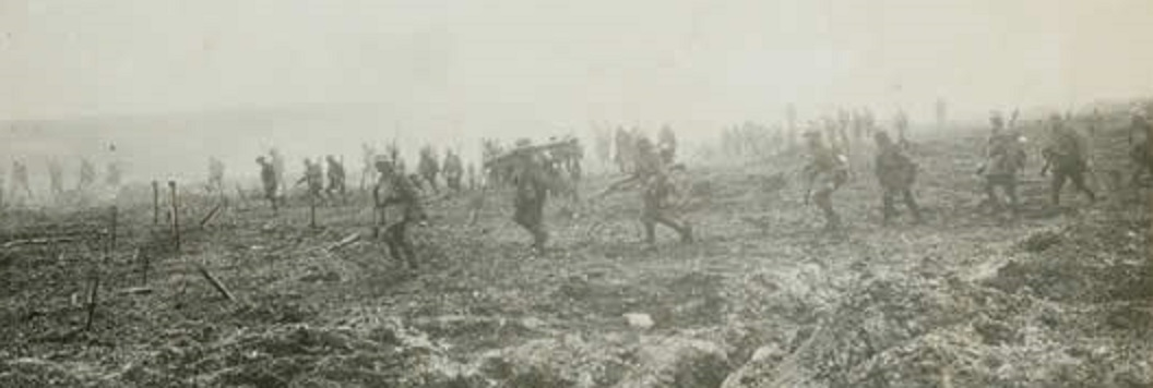 Legion Acknowledges Second Battle of Ypres 22 April - 25 May 1915